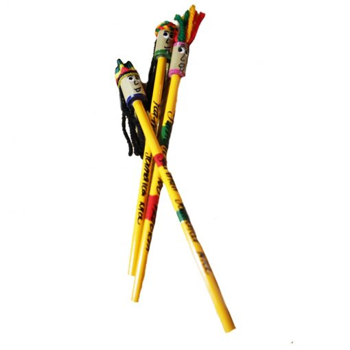 Rasta Pencils
