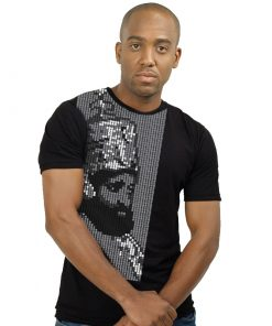 Mens Printed Cotton Tee