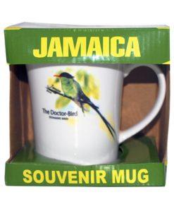 Souvenir Mug-Jamaican Doctor Bird