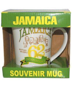 Souvenir Mug-Jamaican Independence
