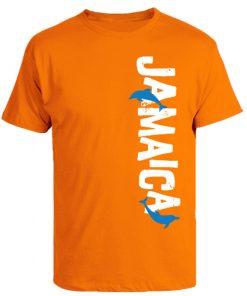 Men's Orange 'Resort Wear