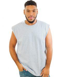 Men's Relaxed Muscle Shirt