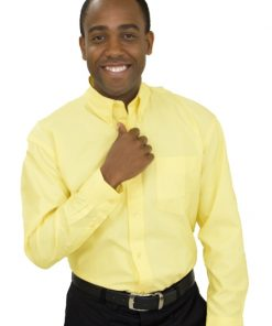 Men's Short/Sleeve Oxford Shirt