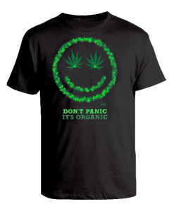 Men's 'It's Organic' Printed T-shirt