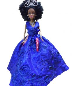 Ballroom Gown Doll