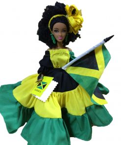 Miss Jamaica Independence Doll