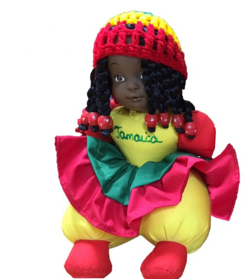 Chubby Renee Doll (Reggae Outfit)