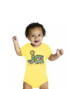 Baby Printed Romper