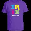 Kid's 'Irie Jamaica' Cotton T-shirt