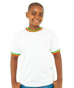 Kids Reggae Trim Tee.