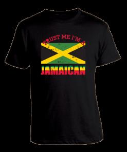black kid's printed t-shirt