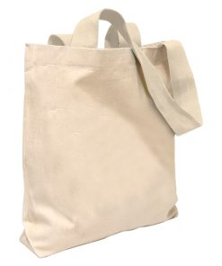Canvas Tote Bag.