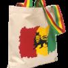 Lion of Judah' Printed Tote Bag