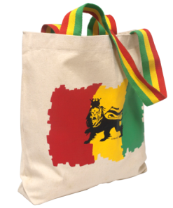 Lion of Judah' Printed Tote Bag