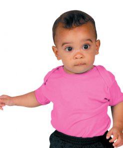Toddler Cotton Pink T-shirt