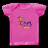 magenta baby t-shirt