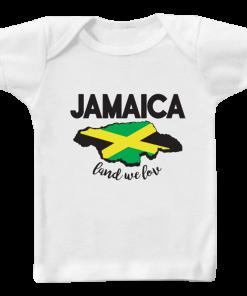 white baby t-shirt