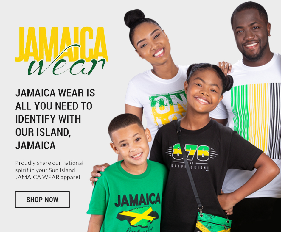 7172df086 Relax, Unwind and Feel the pulsating Island Rhythm in your Favorite Jamaica  resort wear apparel!